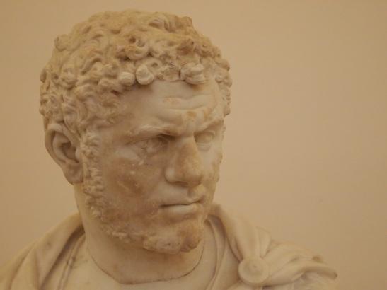 P1013785 Caracalla Muddy Archaeologist Gillian Hovell Naples.JPG