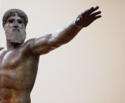 Poseidon, great god of the Sea The Muddy Archaeologist, Gillian Hovell