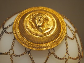 Roman jewellery Agrigento Muddy Archaeologist Gillian Hovell
