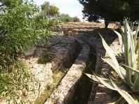 Cart ruts Gillian Hovell Muddy Archaeologist