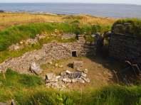 Stronsay Muddy Archaeologist Gillian Hovell