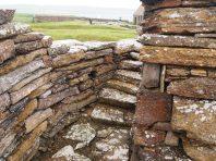 Gurness Muddy Archaeologist Gillian Hovell