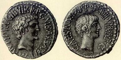coin_octavianus_and_mark_antony-41-bc