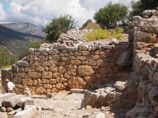 Lato Crete Gillian Hovell Muddy Archaeologist