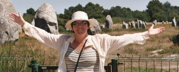 Carnac Muddy Archaeologist