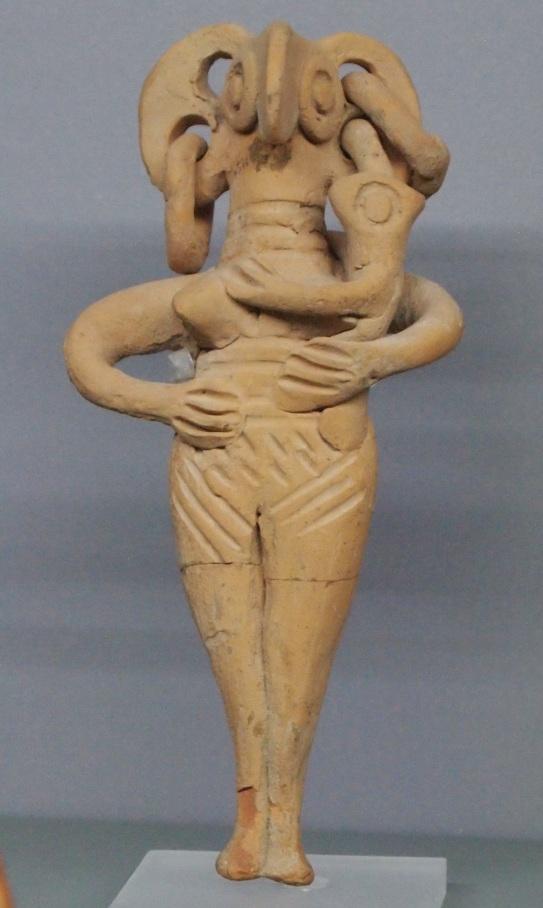 Cyprus Muddy Archaeologist