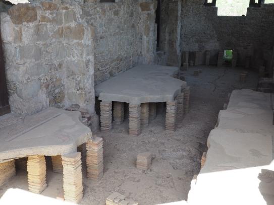 Ovilla del casale Muddy Archaeologist