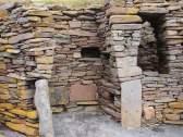 Jarlshof broch Muddy Archaeologist