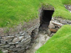 Skara Brae Muddy Archaeologist