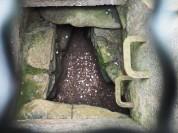 drain Skara Brae Muddy Archaeologist