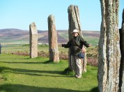 Ring of Brodgar Muddy Archaeologist