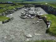 Viking Jarlshof Muddy Archaeologist