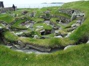 Jarlshof Iron Age Muddy Archaeologist