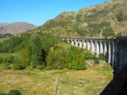 Glenfinnan 'Harry Potter' viaduct Muddy Archaeologist