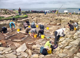 Muddy Archaeologist Gillian Hovell Ness
