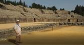 italica amphitheatre