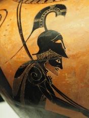 Greek warrior Muddy Archaeologist