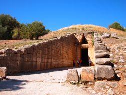 Treasury of Atreus Muddy Archaeologist