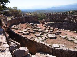 Mycenae Muddy Archaeologist
