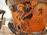 agrigento vase battle dead Muddy Archaeologist